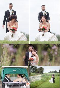 Station creek wedding