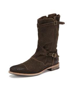John Varvatos Collection Footwear & Accessories at Gilt