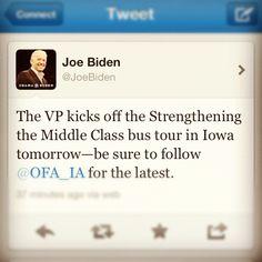 Biden knows best.