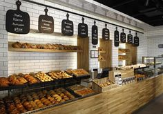 Designer bakeries