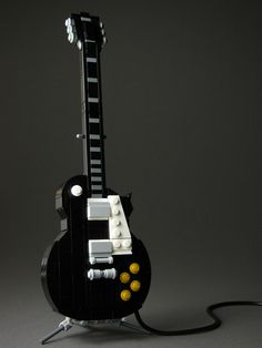 #Lego Les Paul #Gibson