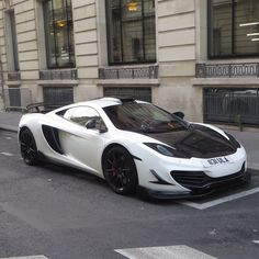 McLaren mp4-12c DMC