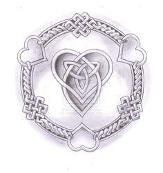 Mother goddess knot