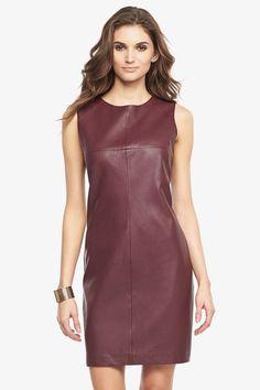 Elyse Dress in Wine - Tart-Facelift  - 1