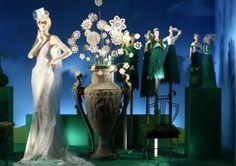 """Kleinfeld Bridal,NY,""""Garden Wedding in Full Swing"""", pinned by Ton van der Veer"""