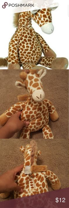 Cloud b giraffe sound soother Has different sound to sooth baby and it records Cloud B Other