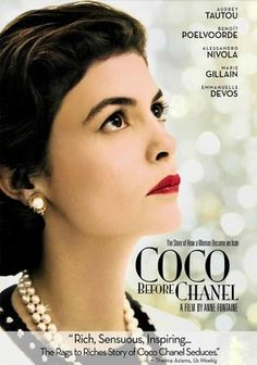 a799425ef56d See more. Coco Before Chanel. Audrey Tautou stars as legendary French  designer Gabrielle