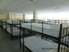 Dormitory- albergue in Portomarin