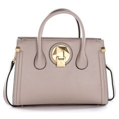4af545b3f307 Women s Celine Dion Octave Leather Satchel ( 298) ❤ liked on Polyvore  featuring bags