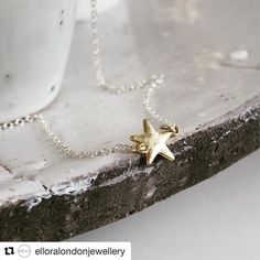 Morning... I just wanted to share a gorgeous jewellery company that I have discovered while having my breakfast today. Stunning stunning pieces... take a look at @elloralondonjewellery for star leaf feather hoop inspiration. #suppprtsmallbusiness #handmadejewellery #accessories