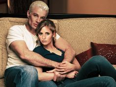 Home by RevelloDrive1630 on deviantART spuffy spike Buffy btvs Buffy the vampire slayer  Domestic Spuffy!