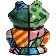 Now that is a colorful jar