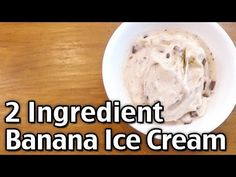 – – Living on a Dime To Grow Rich Try these easy 2 ingredient homemade ice cream recipes you can make at home without a machine! You're going to love how easy, creamy and delicious they are! Easy Homemade Ice Cream, Easy Ice Cream Recipe, Ice Cream Recipes, Ice Cream Desserts, Frozen Desserts, Chocolate Banana Ice Cream, Chocolate Chips, 2 Ingredient Ice Cream, Raspberry Ice Cream