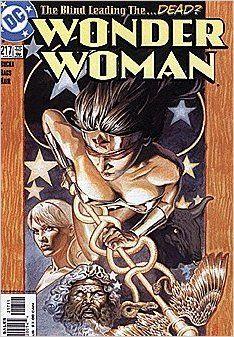 Wonder Woman (1987 series) #217