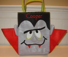 Halloween Bag - Just ordered this!!  So cute!