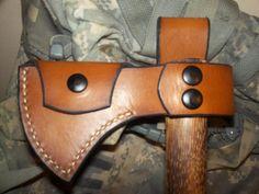 Good looking axe Sheath