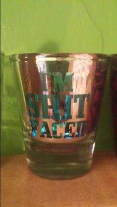 Spencers shot glasses