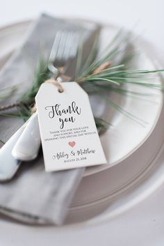 Thank You Wedding Favor Tags Wedding Thank You Tag Template Creative Wedding Favors, Unique Wedding Favors, Wedding Gifts, Wedding Favor Tags, Wedding Menu, Wedding Foods, Wedding Labels, Wedding Templates, Wedding Catering