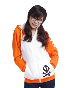 EMell Unisex Reborn Cosplay Sawada Tsunayoshi Hoodie Sportswear XXL White  Orange >>> Check this awesome product by going to the link at the image.