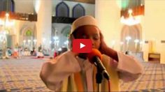 Listen To This Beautiful Adhan A Malaysian Boy Gives The Call For Prayer