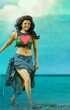 Kajal Aggarwal (born 19 June is an Indian film actress and model. One of the most popular Indian celebrities, she has established a career in the Telugu and Tamil film industries and has. Indian Celebrities, Bollywood Celebrities, Beautiful Celebrities, Beautiful Actresses, Bollywood Girls, Beautiful Heroine, Bollywood Bikini, Indian Bollywood, Beautiful Women