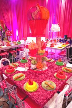 Cupcake Centerpiece - mazelmoments.com