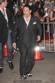Danny Trejo   http://www.icelebz.com/events/machete_kills_premiere_at_regal_theatre_downtown_la/