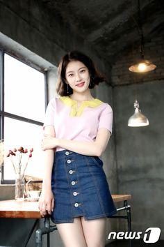 Oh Yeon-seo (오연서)'s picture Gong Seung Yeon, Oh Yeon Seo, Kim Ji Won, Park Min Young, Jeon Somi, Brave Girl, Seolhyun, Korean Actresses, Seong