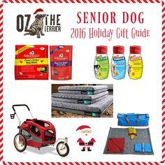 oz's 2016 senior dog