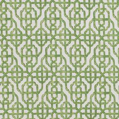 Shop 1502 Fabrics online fabric store for first quality discount designer upholstery fabric, drapery fabric, outdoor fabric. Great selection, Great service and Discount Prices! Fabric Decor, Fabric Design, Imperial Jade, Greenhouse Fabrics, Free Fabric Swatches, Geometric Fabric, Lattice Design, Art Deco Home, Round Tablecloth