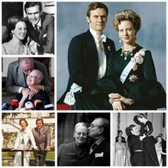Happy 47 wedding anniversary to Queen Margrethe and Prince Henrik