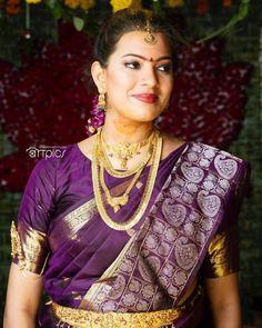 Choker Jewelry, Gold Earrings, Chokers, Sari, Fashion, Gold Stud Earrings, Saree, Moda, Fashion Styles