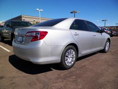 New 2014 Toyota Camry LE For Sale in Peoria, AZ   4T4BF1FK2ER443998