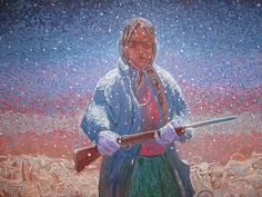 Untitled - Shonto Begay