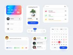 Mobile Ui Design, Ui Ux Design, Design Agency, Branding Design, Dashboard Design, Ui Design Inspiration, Web Layout, Ui Kit, Mobile Code