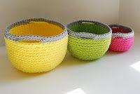 Blog da Glória Martins: Receitas para endurecer croche