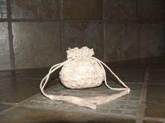 mini drawstring pouch pattern