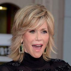 Lainey Gossip Jane Fonda's great black outfit