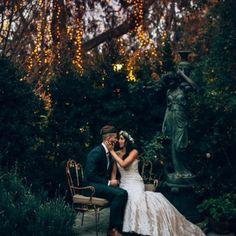 Nic + Giovanna // Twin Oaks Garden Estate Wedding, San Marcos California