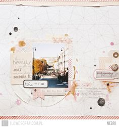ILS - scrapbooking: The colors of January!