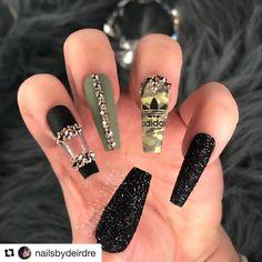 Nail Repost Page ( Camo Nails, Bling Nails, Swag Nails, Ballerina Nails, Luxury Nails, Fire Nails, Hot Nails, Best Acrylic Nails, Stylish Nails