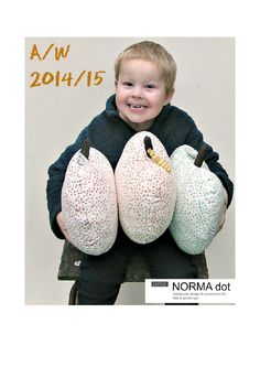 Normadot catalogue A/ W 2014 normadot Handmade soft design for little ones and grown ups A/W