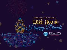 Diwali Wishes from Team Revalsys