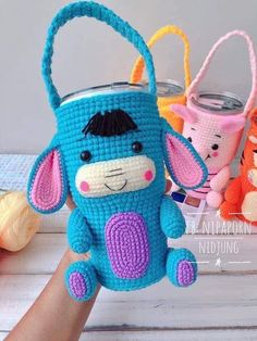 Crochet Case, Crochet Gifts, Hello Kitty Crochet, Unicorn Stuffed Animal, Kawaii Crochet, Crochet Baby Clothes, Handmade Bags, Craft Fairs, Baby Knitting