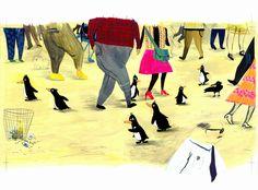 BOLOGNA CHILDREN'S BOOK FAIR Illustrator's Exhibition - ITALY - MERRY-MJ