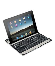 Take a look at this Aluminum Alloy Bluetooth Keyboard Case for iPad 2/3/4 by NorthWest on #zulily today!