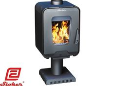 STOKER SOFFIT 7 WOOD BURNING STOVE SPACE HEATER FIREPLACE ASH-PAN HEAVY DUTY | Home & Garden, Home Improvement, Heating, Cooling & Air | eBay!