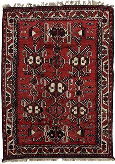 Lori - Bakhtiari Persian Carpet    nmd3400-497   CarpetU2   170x227