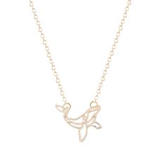 nice Famous Brand Whale Necklace orca necklace nautical jewelry Women Bijoux Long pendant Necklace 1.96 $
