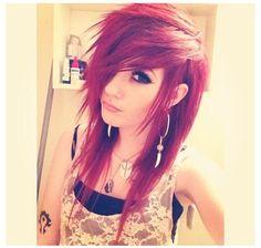 Ledamonsterbunny! Omg like OMG! I LOVE HER HAIR!!!!